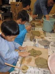 陶芸教室 (8)