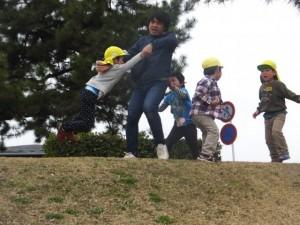 お散歩(マラソン) (8)
