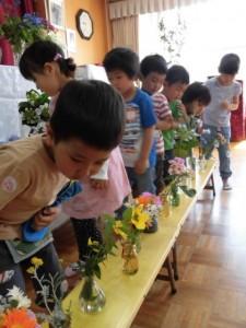 花の日礼拝 (38)