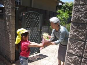 花の日礼拝 (6)