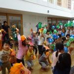 お遊戯会 10月17日(水)