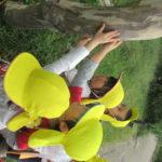 植物園へお散歩遠足 10月12日(金)