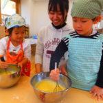 ことり組 ホットケーキクッキング 11月30日(金)