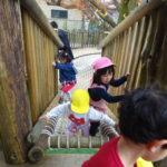 新園舎・園庭完成おめでとう会&園庭で遊んだよ 12月4日(火)