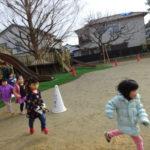 ミニマラソン始まる&避難訓練 1月10日(木)・11日(金)
