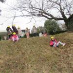 ひかり組 凧揚げ 1月10日(木)