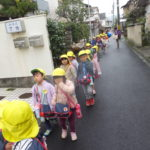 ひよこ組、ことり組 賀茂川お散歩 3月12日(火)