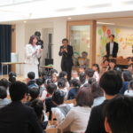 入園式 4月11日(木)&始業式12日(金)