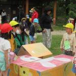 ひかり組 中央園児大会(植物園) 5月9日(木)
