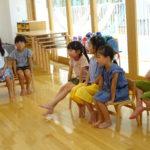 1年生と遊ぼう会 8月8日(木)