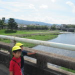 ひかり組 川遊び 9月4日(水)