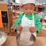 ひかり組 ホットケーキクッキング 11月20日(水)