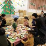 クリスマス会(12月11日、17日、18日、19日)