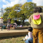たんぽぽ組・ことり組 お散歩 12月5日(木)