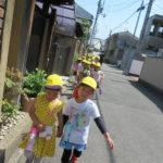 ひかり・ことり組 賀茂川散歩 4月21日(水)